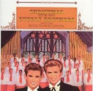 Christmas with the Everly Brothers and the Boystown Choir - Image: Christmaswiththe Everly Brothers