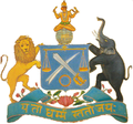 Coat of Arms of Koch Bihar Kingdom.png