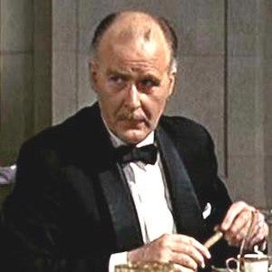 Richard Vernon - Richard Vernon in Goldfinger (1964)
