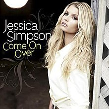 Jessica Simpson — Come On Over (studio acapella)