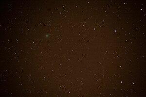 8P/Tuttle - Image: Comet tuttle 20080202