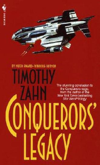 Conquerors' - Image: Conquerors' Legacy