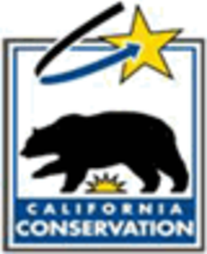 California Department of Conservation - Image: Conserv Logo Col web