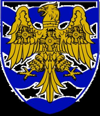 Consett A.F.C. - Image: Consett AFC badge