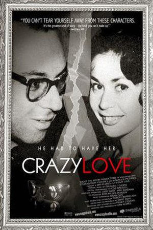 Crazy Love (2007 film) - Original poster