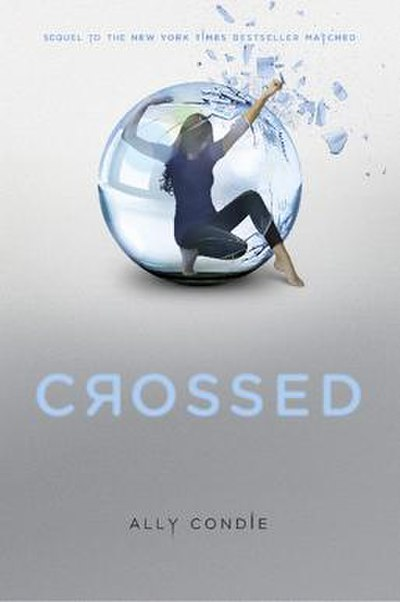 Picture of a book: Crossed