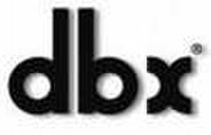 Dbx (company) - Original dbx logo.