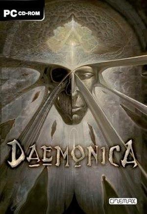 Daemonica - Image: Daemonica Cover