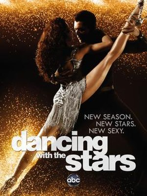 Dancing with the Stars (U.S. season 16) - Image: Dancing Season 16