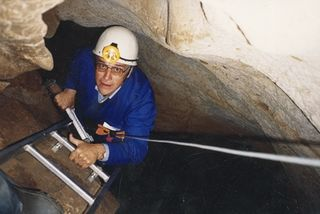 David Lewis-Williams South African archaeologist