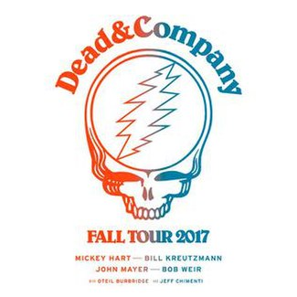 dead company fall tour 2017 wikipedia. Black Bedroom Furniture Sets. Home Design Ideas