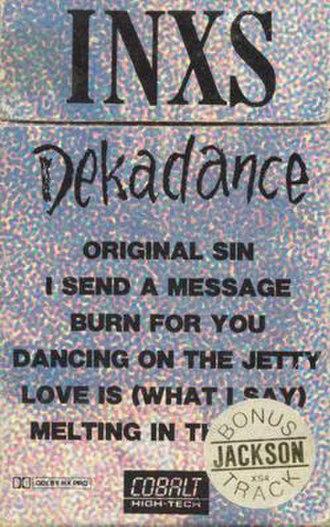 Dekadance - Image: Dekadance cass