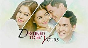 Destined to be Yours - Title card