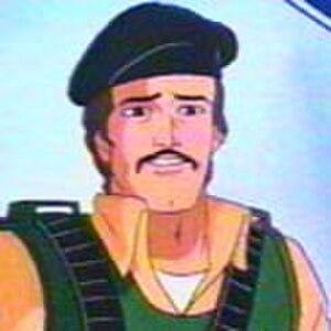 Dial Tone (G.I. Joe) - Dial Tone as seen in the Sunbow/Marvel G.I. Joe cartoon.