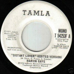 Distant Lover - Image: Distant Lover label