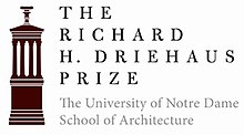 Driehaus Architecture Prize for New Classical Architecture Logo Award.jpg