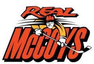 Dundas Real McCoys - Image: Dundas Real Mc Coys