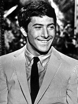 Dustin Hoffman - Hoffman in 1968