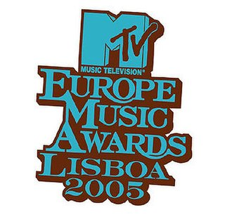 2005 MTV Europe Music Awards - Image: EMA2005LOGO