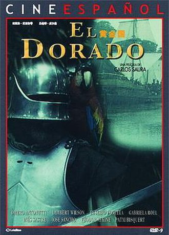 El Dorado (1988 film) - DVD cover