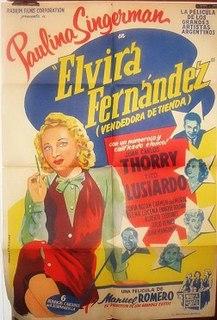 1942 film by Manuel Romero