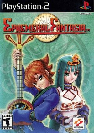 Ephemeral Fantasia - Ephemeral Fantasia