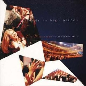 Friends in High Places (Hillsong album) - Image: Fihp