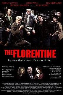 <i>The Florentine</i> (film) 1999 film by Nick Stagliano