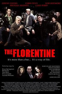 Film Poster For The Florentine Jpg