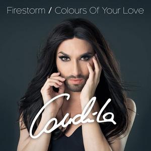 Firestorm (song) - Image: Firestorm COYL Single