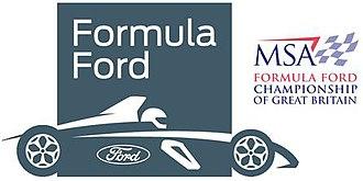 British Formula Ford Championship - Image: Formula Ford GB Logo 2012