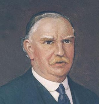 Friend Richardson - Richardson's official portrait in the state capitol.