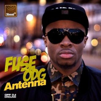 Antenna (song) - Image: Fuse ODG Antenna