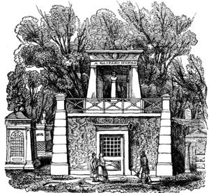 Gaspard Monge's mausoleum - Gaspard Monge's mausoleum