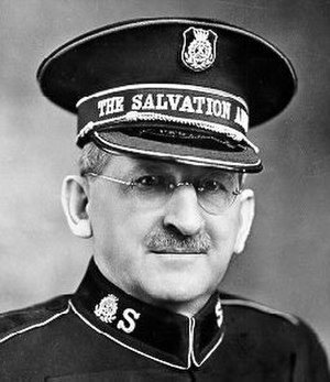 George Carpenter (Salvation Army) - Image: General George Carpenter