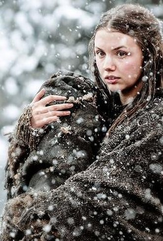 Gilly (character) - Hannah Murray as Gilly