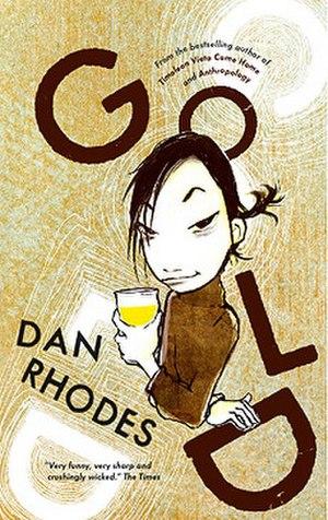 Gold (Rhodes novel) - Image: Gold Novel