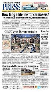 <i>The Grand Rapids Press</i>