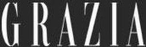 Grazia (India) - Image: Grazia India logo