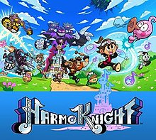 HarmoKnight cover art