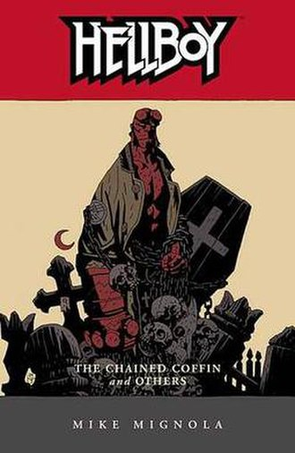 Hellboy: The Chained Coffin and Others - Trade Paperback Cover