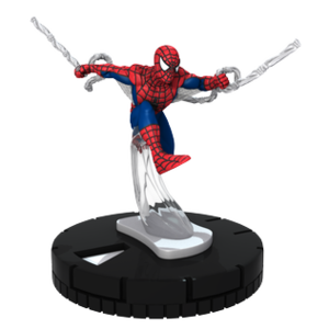 WizKids - Spider-Man on a HeroClix base.