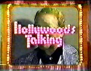 Hollywood's Talking - Logo from the first episode of Hollywood's Talking.