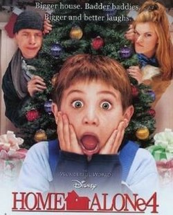Home Alone 4 Taking Back The House Wikipedia