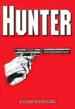 Hunter (Pierce novel) - Image: Huntercover