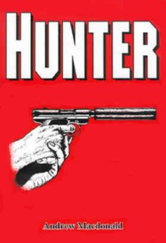 Hunter (Pierce novel) - Image: Huntercover