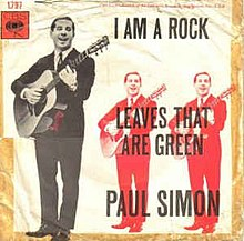 I Am a Rock - Paul Simon.jpg