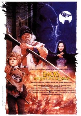 Ewoks: The Battle for Endor - Image: Ilm ewok 2