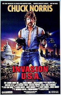 <i>Invasion U.S.A.</i> (1985 film) 1985 film by Joseph Zito