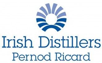 Irish Distillers - Image: Irish Distillers logo